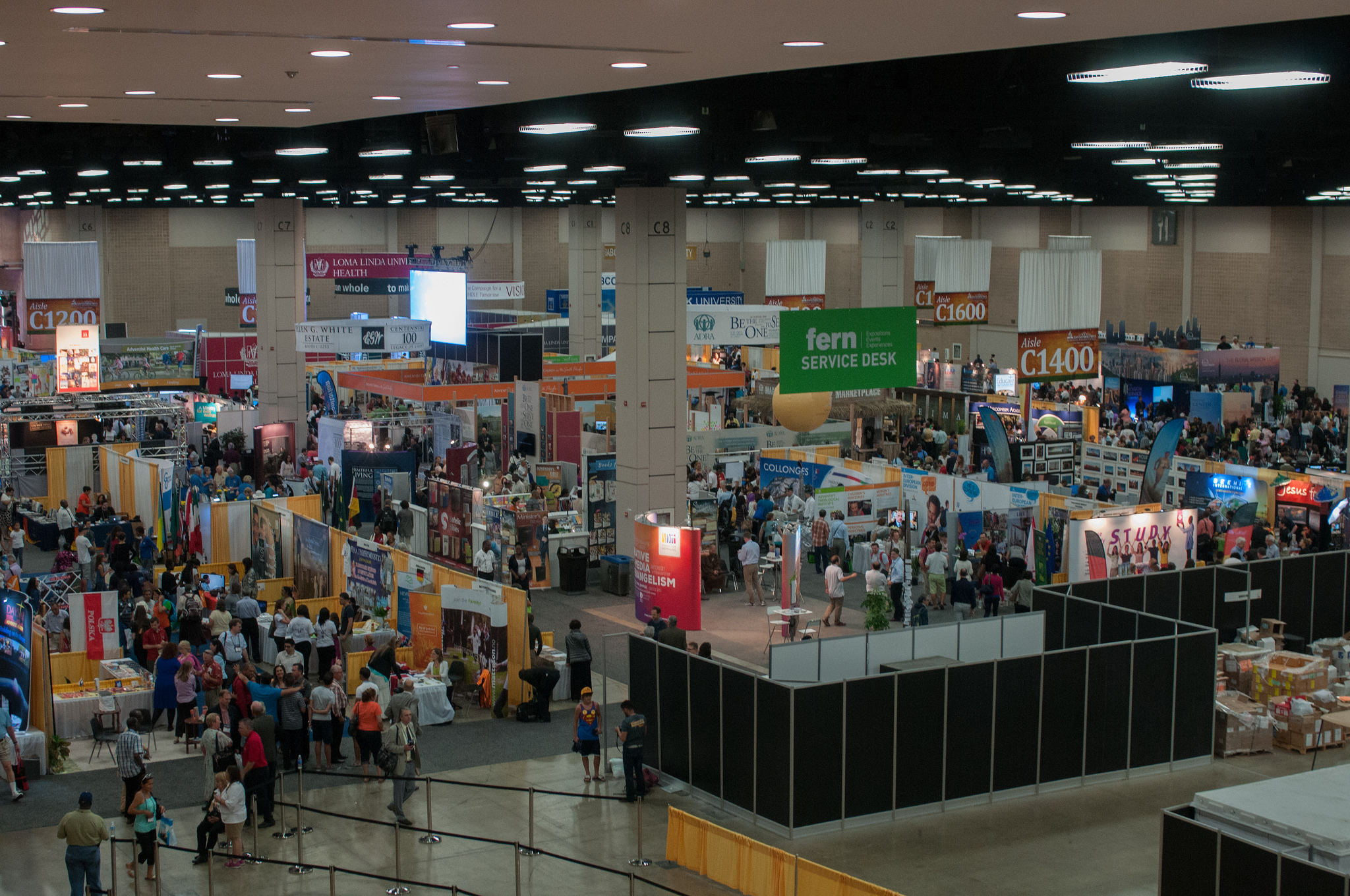 Exhibit-Hall